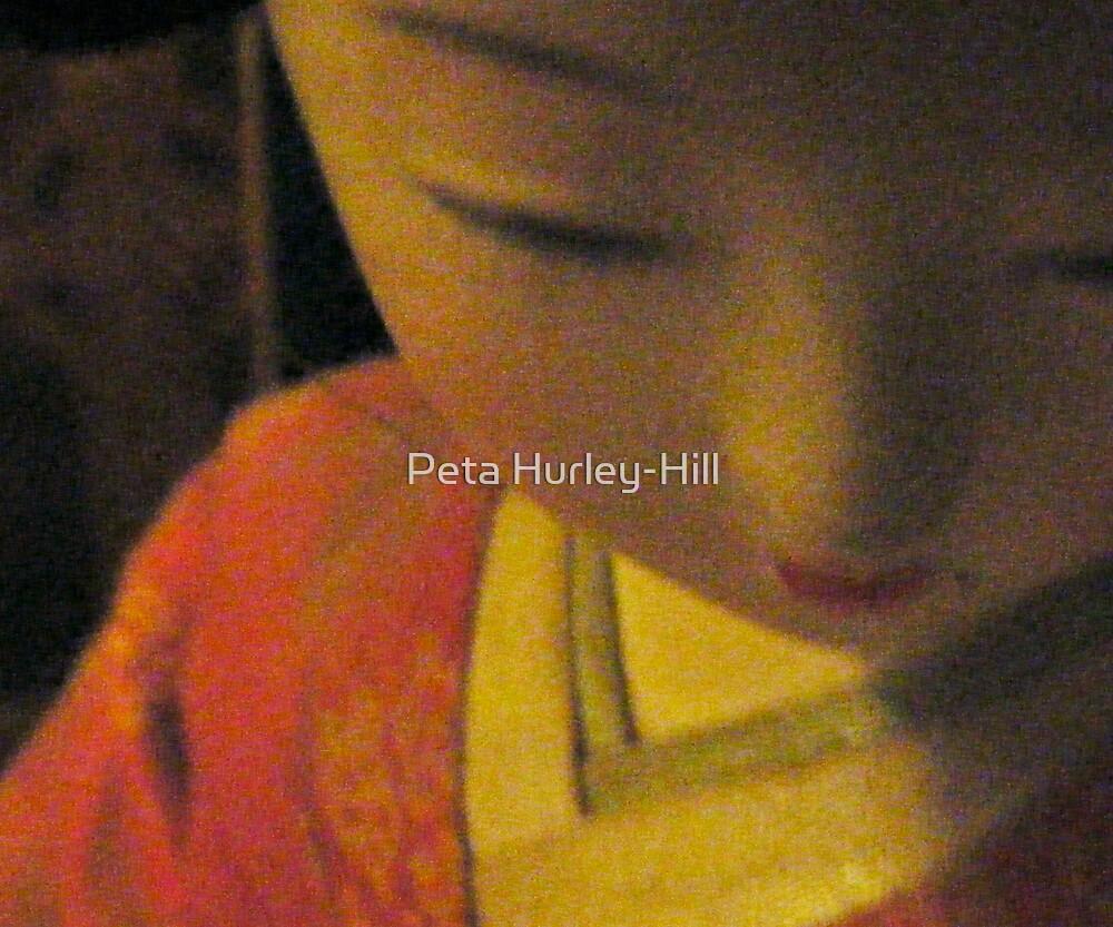 pensive by Peta Hurley-Hill