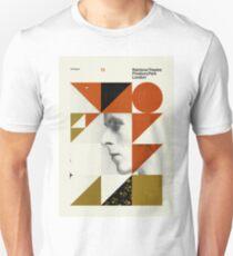 David Bowie Retro Concert Vintage Poster T-Shirt