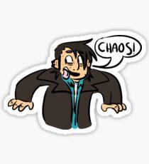 Chaos! Sticker