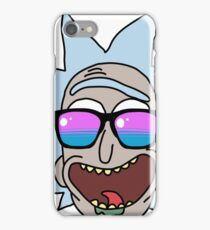 Rick and Morty Rick Sunglasses iPhone Case/Skin