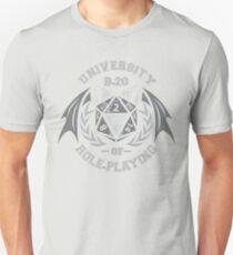 university of role playing T-Shirt
