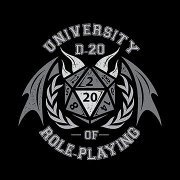 university of role playing by nurelcamelia