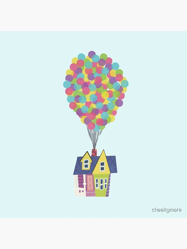 Balloon House by cheekymare