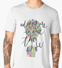 Adventure is out there  Men's Premium T-Shirt
