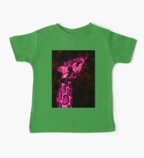 Lavender and Pink Giraffe Kids Clothes