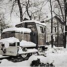 Old train by Dominika Aniola