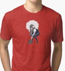 Bear Lolita Tri-blend T-Shirt