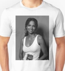 Halle berry black and white T-Shirt