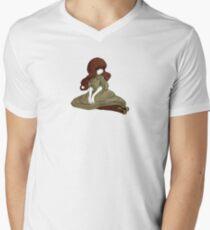Adoring Lolita Men's V-Neck T-Shirt