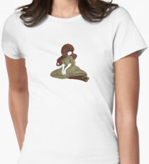 Adoring Lolita Women's Fitted T-Shirt