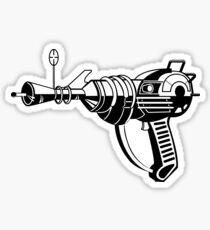 Raygun Cod Zombies  Sticker