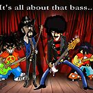 All about that bass by Kev Moore