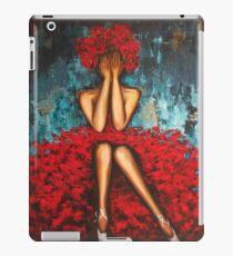 Rose girl iPad Case/Skin