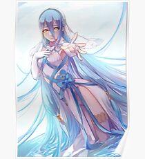 Azura - Firem Emblem Fates Poster
