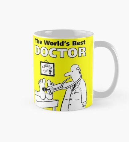 The World's Best Doctor Mug