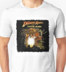 Indiana Russell and the Crystal Acorn Unisex T-Shirt