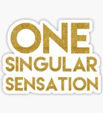 ONE! Sticker