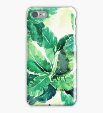 tropical vibes 2 iPhone Case/Skin