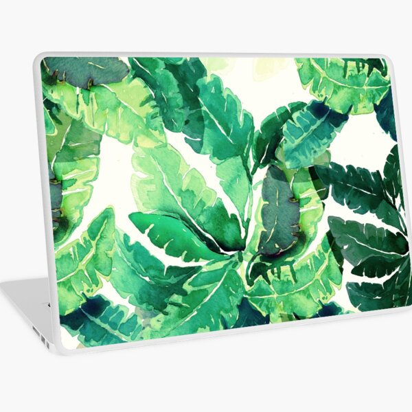 tropical vibes 2 Laptop Skin