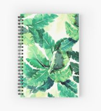tropical vibes 2 Spiral Notebook