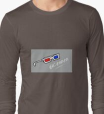 3d glasses T-Shirt