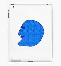 Fantasy Man head iPad Case/Skin