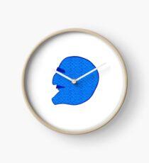 Fantasy Man head Clock