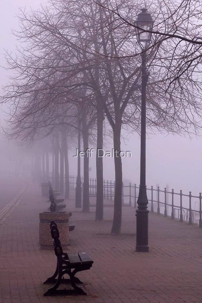 A Seat In The Fog by Jeff Dalton