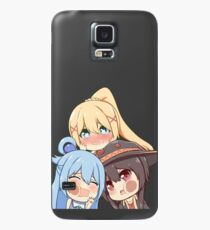 Konosuba! - Aqua, Megumin, Darkness Case/Skin for Samsung Galaxy