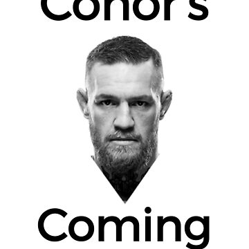 Conor McGregor - Conor's Coming (McGregor vs Mayweather 26 August) by ResonantlyLush
