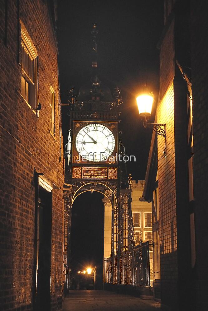 Eastgate Clock by Jeff Dalton