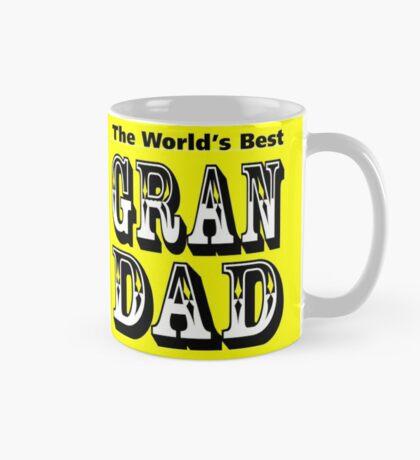 The World's Best Grandad Mug
