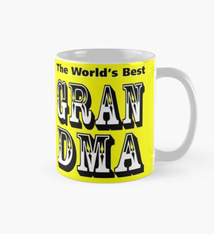 The World's Best Grandma Mug