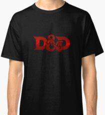 Role-playing game (RPG) Classic T-Shirt