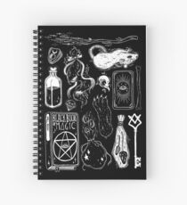 What's in my bag? Spiral Notebook