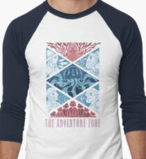 The Adventure Zone Men's Baseball ¾ T-Shirt