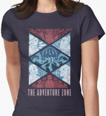 The Adventure Zone Women's Fitted T-Shirt
