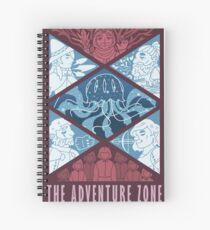 Cuaderno de espiral La zona de aventura