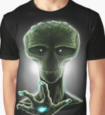 The Extra-Terrestrial Graphic T-Shirt