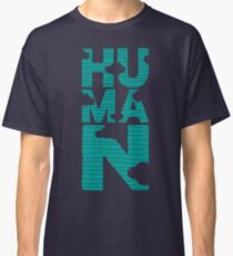 HUMAN (marrs green) Classic T-Shirt