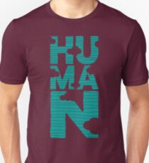HUMAN (marrs green) T-Shirt