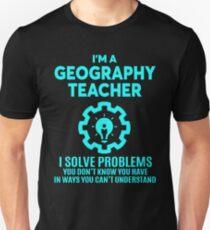 GEOGRAPHY TEACHER - NICE DESIGN 2017 Unisex T-Shirt