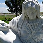 Jesus and Mary by Katherine Meyer