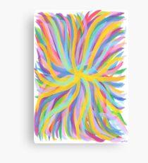 1606 - Mojo DaDu Flowing Canvas Print
