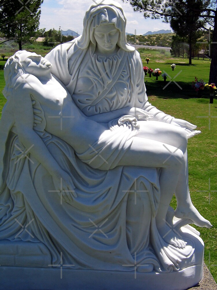 Full image of statue by Katherine Meyer