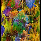 When Color Rains Down by Rene Crystal