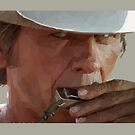 Polyart - Charles Bronson - Once Upon a Time in the West by ecchy