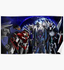 Decepticons (Transformers: Prime) Poster