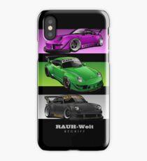 RWB - Three Masterpiece iPhone Case