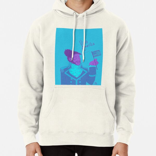 Guns and ships  Pullover Hoodie